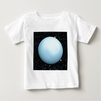 PLANET NEPTUNE V.2 Star Background (solar system) Baby T-Shirt