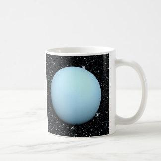 PLANET NEPTUNE V.2 Star Background (solar system) Coffee Mug