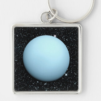 PLANET NEPTUNE V.2 Star Background (solar system) Keychain