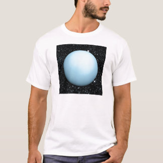 PLANET NEPTUNE V.2 Star Background (solar system) T-Shirt