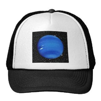 PLANET NEPTUNE V.3 with Star Background ~ Trucker Hat
