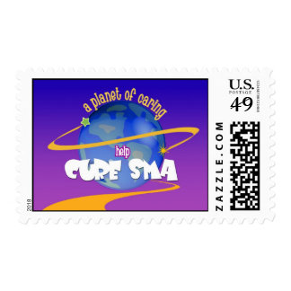 Planet of Caring Stamps