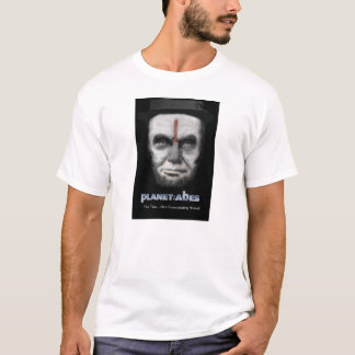 Planet of the Abes. T-Shirt