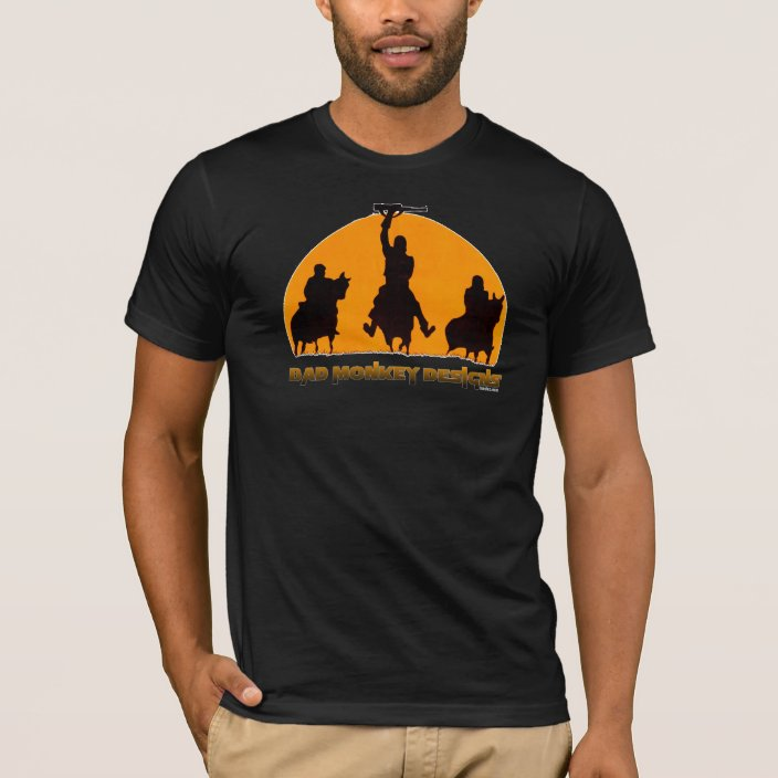 Planet of The Apes Army Movie Custom T-Shirts for Man