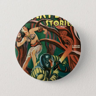 Planet of the Bad Trees Pinback Button