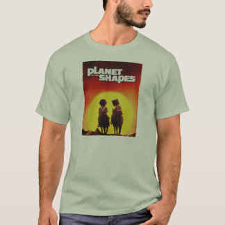 Planet of the shapes T-Shirt