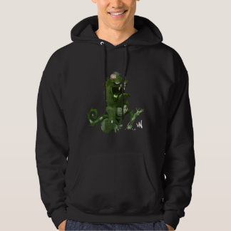 planet of the zombie apes hoodie
