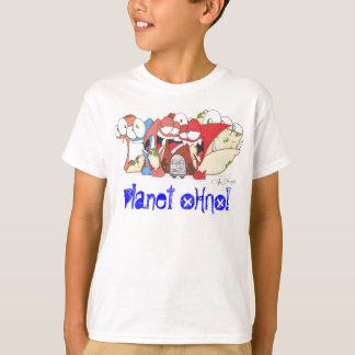 Planet OHNO! kids-T T-Shirt
