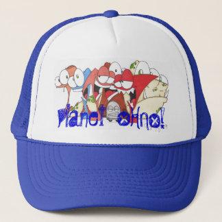 Planet OHNO! Spring Line Trucker Hat