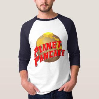 Planet Pancake Men's T T-Shirt