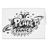 Planet Panic 1 Card