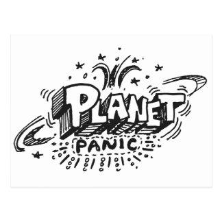 Planet Panic 1 Postcards