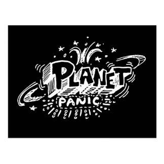Planet Panic 2 Postcard