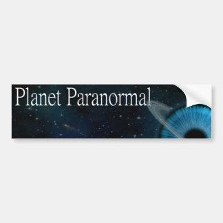 Planet Paranormal Bumper Sticker