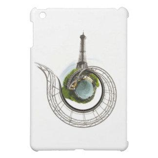 Planet Paris - The Eiffel Tower iPad Mini Cover