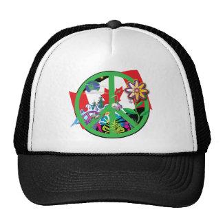 Planet Peace CA Trucker Hat
