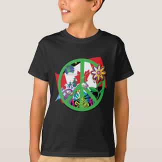 Planet Peace CA T-Shirt