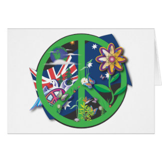 Planet Peace Card