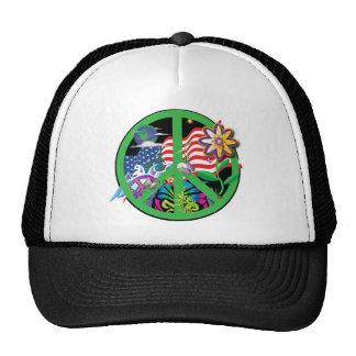 Planet Peace Trucker Hat