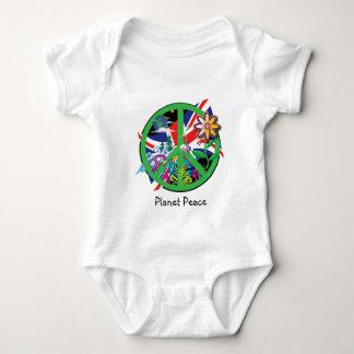Planet Peace Tshirts