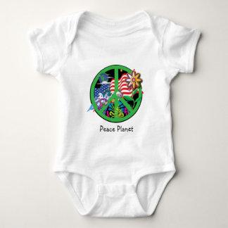 Planet Peace Tee Shirts