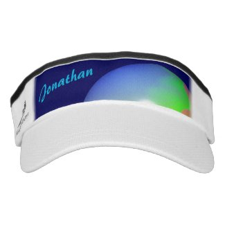 Planet Personalized Headsweats Visors