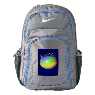 Planet Personalized Nike Backpack