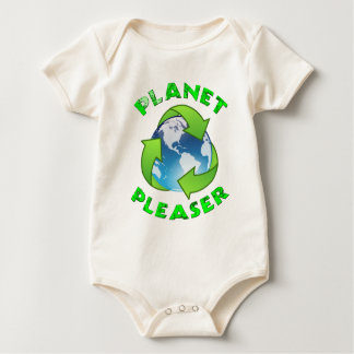 Planet Pleaser Baby Bodysuit