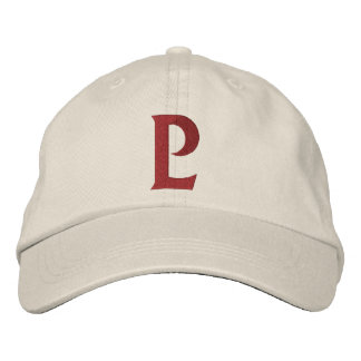 Planet Pluto Embroidered Baseball Cap