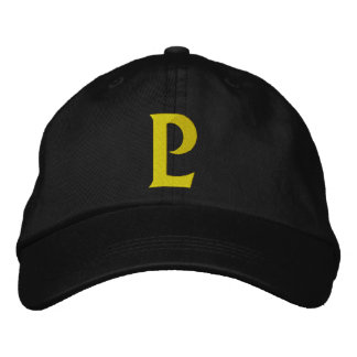 Planet Pluto Embroidered Baseball Hat