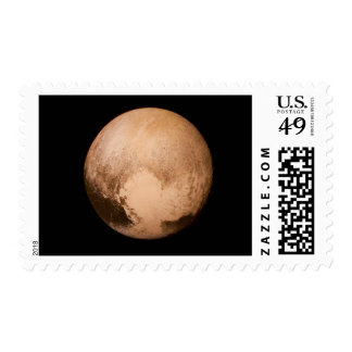 PLANET PLUTO - HAVE A HEART! (solar system) ~ Postage Stamp