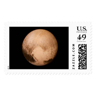 PLANET PLUTO - HAVE A HEART! (solar system) ~ Stamp