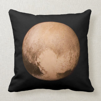 PLANET PLUTO - HAVE A HEART! (solar system) ~ Throw Pillow