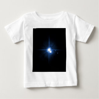 Planet Pluto moon Charon NASA Baby T-Shirt