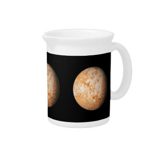 PLANET  PLUTO natural (solar system) ~~ Drink Pitchers
