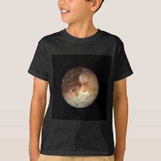 PLANET PLUTO natural ( solar system) ~ T-Shirt