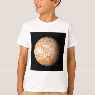PLANET  PLUTO natural (solar system) ~~ T-Shirt