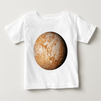 PLANET  PLUTO (solar system) ~ Baby T-Shirt