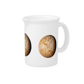 PLANET  PLUTO (solar system) ~~ Beverage Pitcher