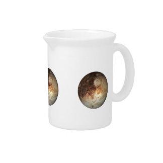 PLANET PLUTO ( solar system) ~~ Drink Pitcher