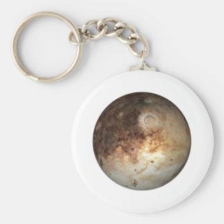 PLANET PLUTO ( solar system) ~~ Keychain