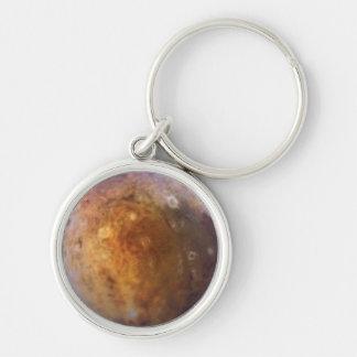 PLANET PLUTO (solar system) ~ Keychain