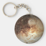 PLANET PLUTO ( solar system) ~ Keychain