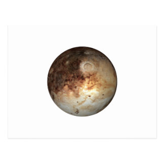 PLANET PLUTO ( solar system) ~~ Postcard