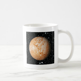 PLANET  PLUTO star background (solar system) ~ Coffee Mug