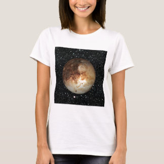 PLANET PLUTO star background ( solar system) ~ T-Shirt