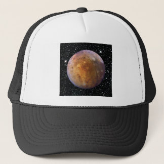 PLANET PLUTO star background (solar system) ~ Trucker Hat