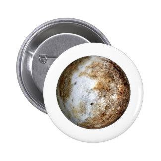 PLANET PLUTO v2 (solar system) ~~ 2 Inch Round Button