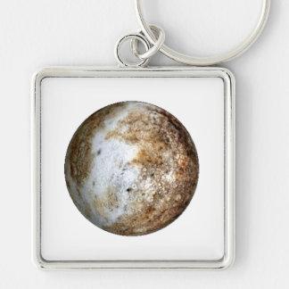 PLANET PLUTO v2 (solar system) ~~ Keychain