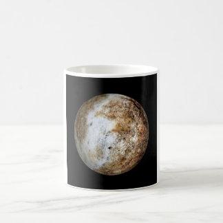 PLANET PLUTO v.2 natural (solar system) ~ Coffee Mug